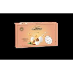 48 Pirottini in carta alimentare  50 - h 32 mm Il Mio Battesimo Rosa