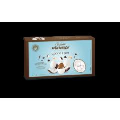48 Pirottini in carta alimentare  50 - h 32 mm Il Mio Battesimo Celeste